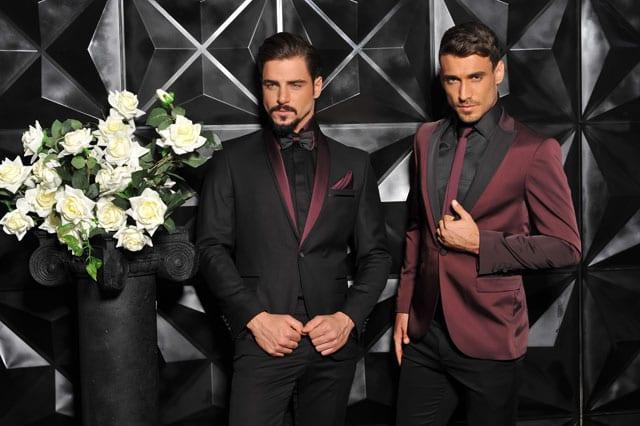 חליפות החתן של ליאור ודורין סגול 2015-3