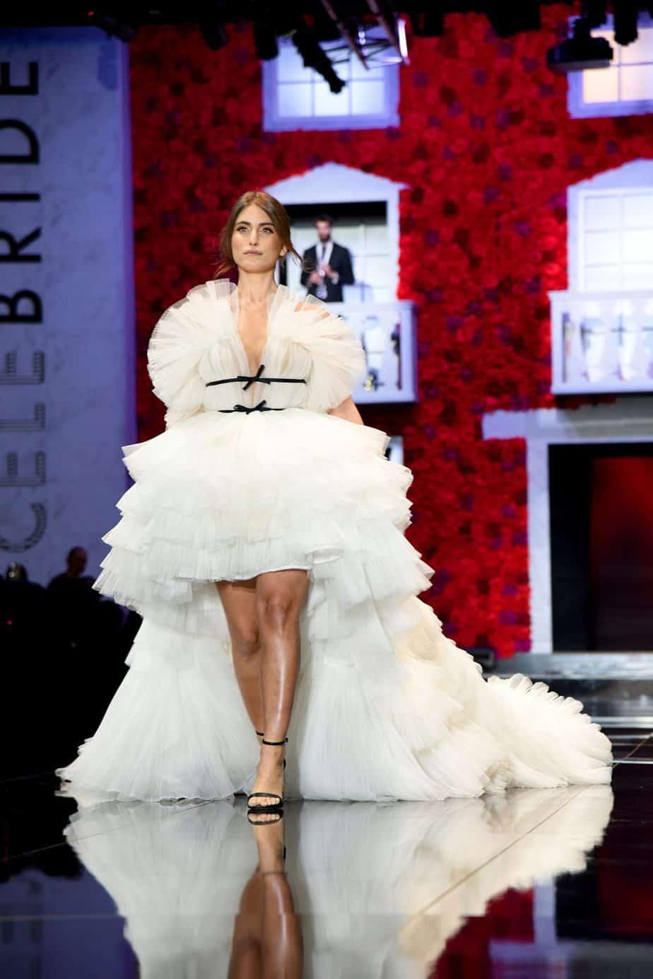 דילן פריאנטי שמלות כלה. דנה זרמון. צילום: לימור יערי