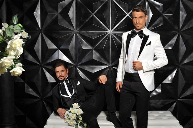 חליפות החתן של ליאור ודורין סגול 2015-10