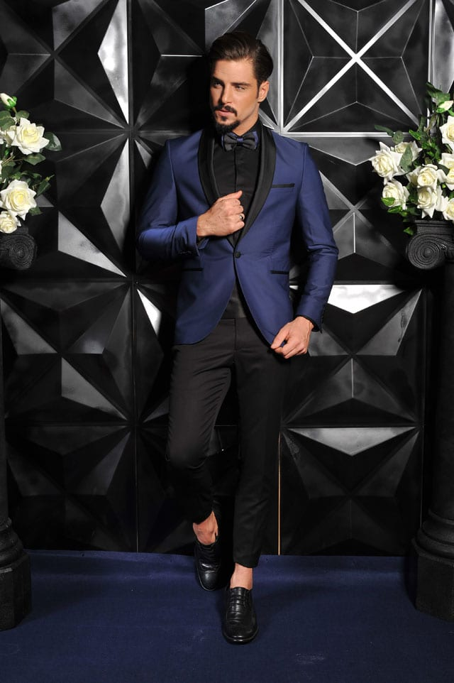חליפות החתן של ליאור ודורין סגול 2015-6