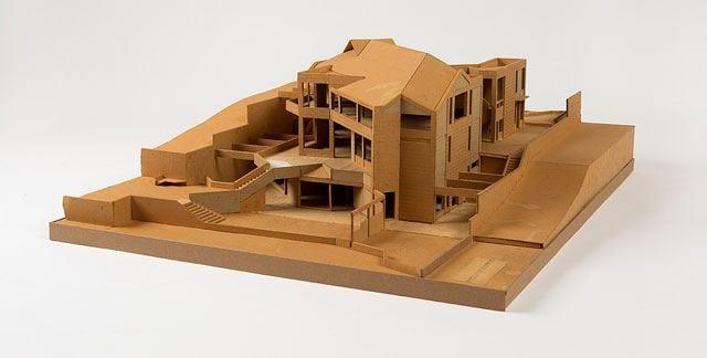 תערוכה חדשה לדוד ינאי מפורצי הדרך של האדריכלות בישראל במוזיאון תל אביב