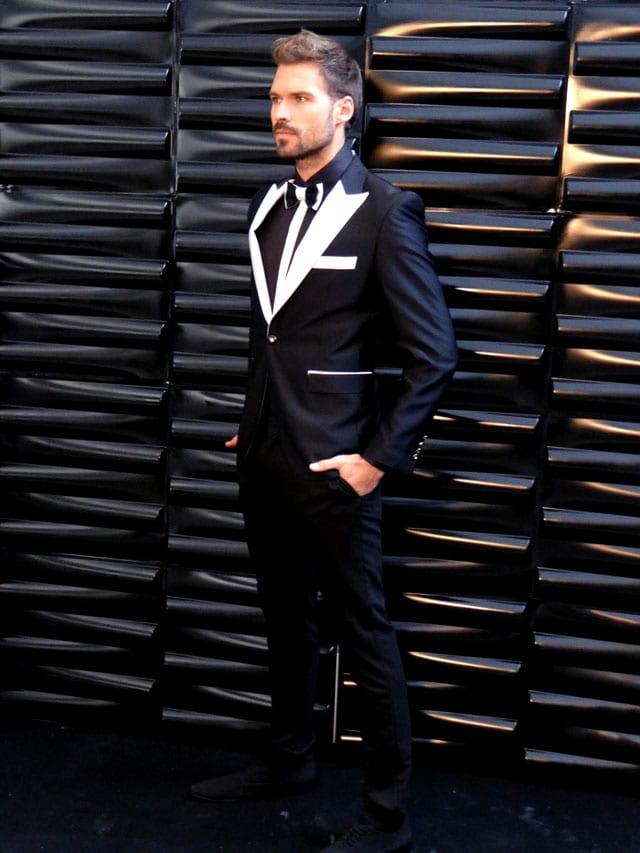 """כוכב """"אמזונס"""" אילן אוספליק בקמפיין אופנה ראשון למעצבת דורין סגול-15"""