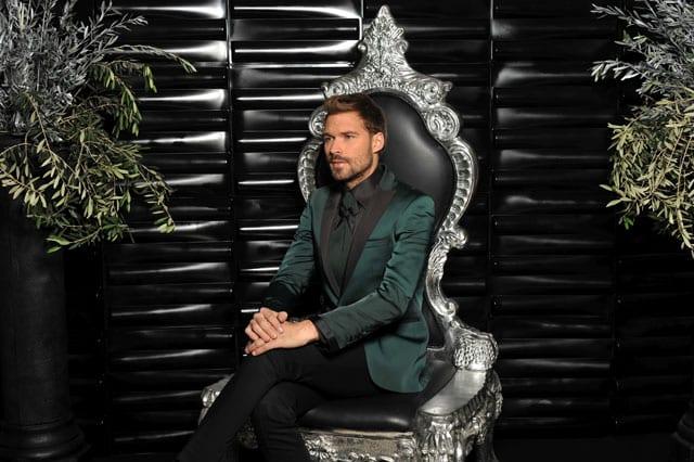 """כוכב """"אמזונס"""" אילן אוספליק בקמפיין אופנה ראשון למעצבת דורין סגול-7"""