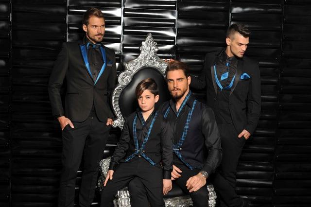 """כוכב """"אמזונס"""" אילן אוספליק בקמפיין אופנה ראשון למעצבת דורין סגול-5"""