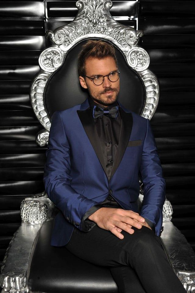 """כוכב """"אמזונס"""" אילן אוספליק בקמפיין אופנה ראשון למעצבת דורין סגול-3"""