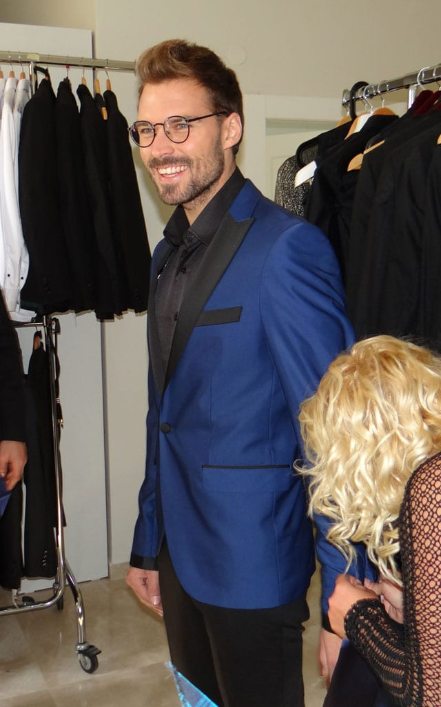 """כוכב """"אמזונס"""" אילן אוספליק בקמפיין אופנה ראשון למעצבת דורין סגול-23"""
