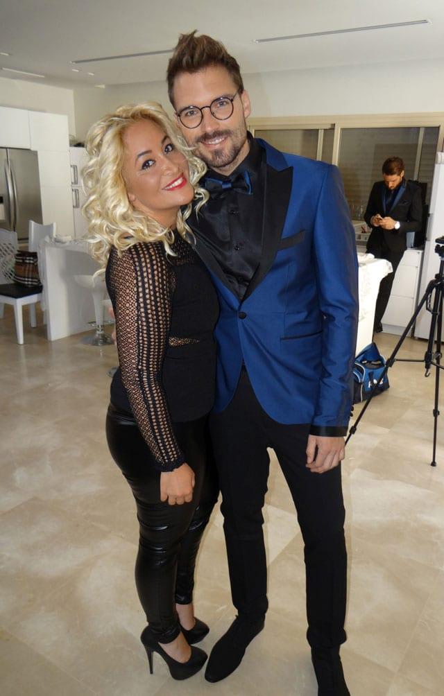 """כוכב """"אמזונס"""" אילן אוספליק בקמפיין אופנה ראשון למעצבת דורין סגול-22"""