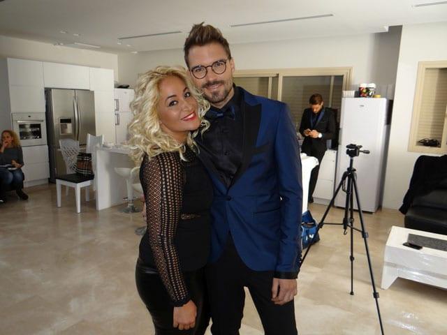 """כוכב """"אמזונס"""" אילן אוספליק בקמפיין אופנה ראשון למעצבת דורין סגול-21"""