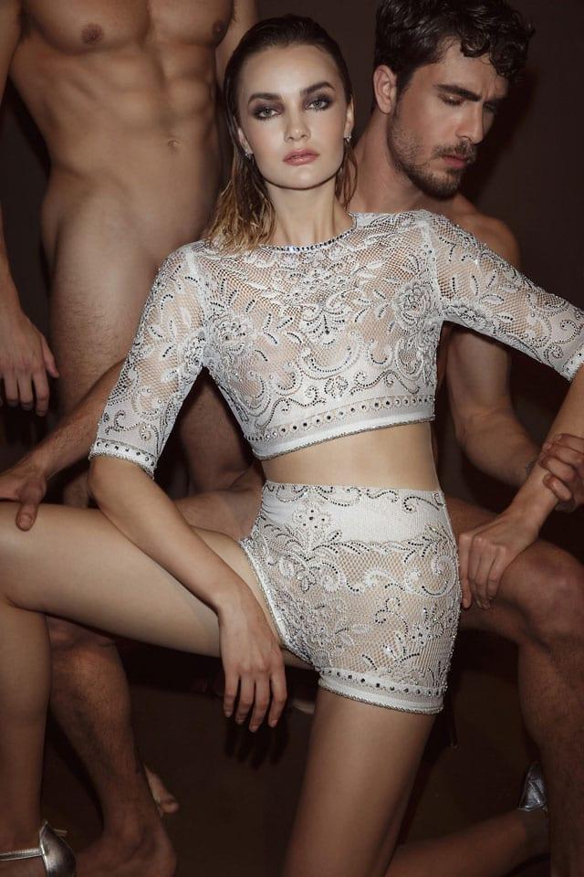 בצילום קמפיין אופנה פרובוקטיבי של דרור קונטנטו 2018. צילום: דביר כחלון-3