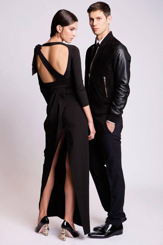 השמלה השחורה והנכונה לסילבסטר-50