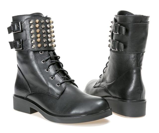 בצילום: FETISH. נעלי Sugardaddy. מחיר: 699 שקל. צילום: אבי ולדמן
