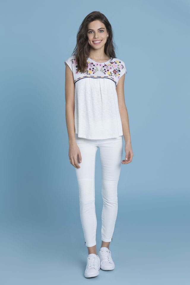 שלומית מלכה, FOX, efifo, חולצה 89.90 שח מכנסים 139.90 שח צילום גיא כושי ויריב פיין