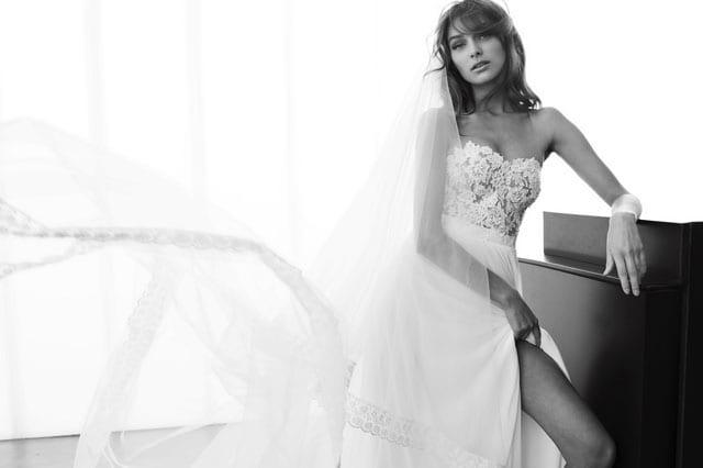 שמלת כלה: קולקצית שמלות כלה 2017 של המעצבת אליה וטין--25