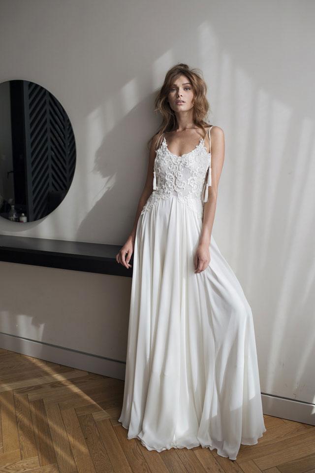 שמלת כלה: קולקצית שמלות כלה 2017 של המעצבת אליה וטין-15