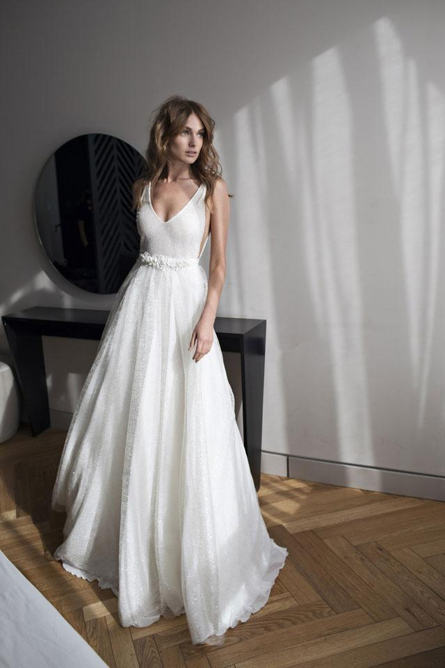 שמלת כלה: קולקצית שמלות כלה 2017 של המעצבת אליה וטין-12