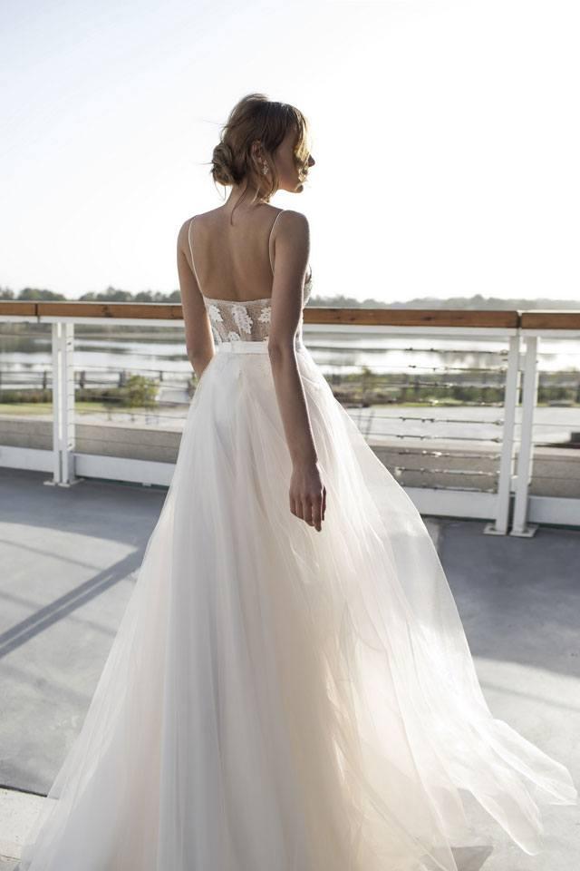 שמלת כלה: קולקצית שמלות כלה 2017 של המעצבת אליה וטין-23