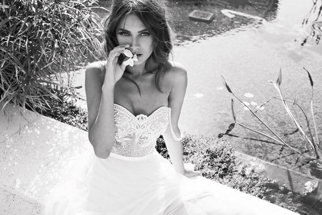 שמלת כלה: קולקצית שמלות כלה 2017 של המעצבת אליה וטין-21