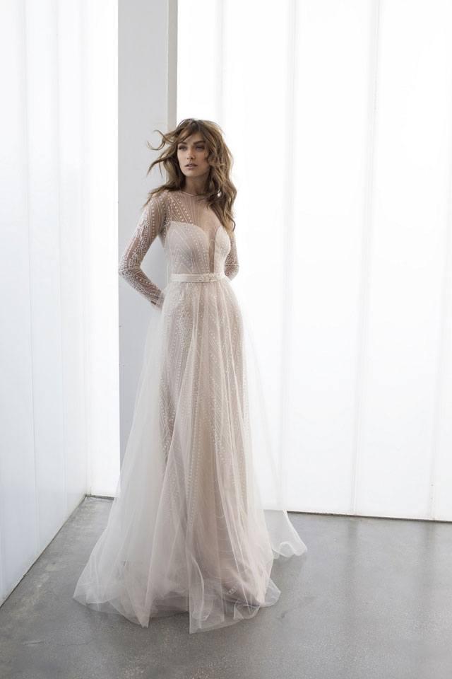 שמלת כלה: קולקצית שמלות כלה 2017 של המעצבת אליה וטין-18