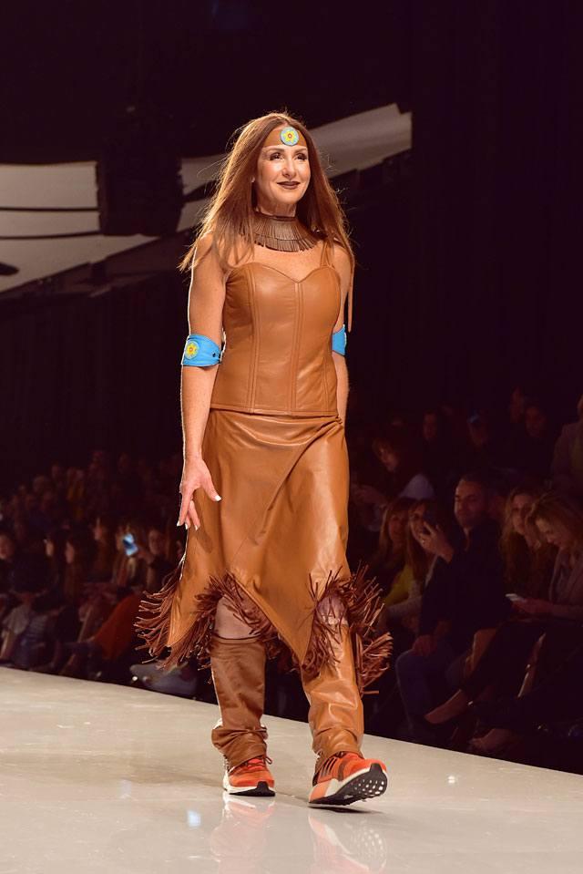 שבוע האופנה תל אביב: דיסני ישראל, תחלמי בגדול נסיכה-17