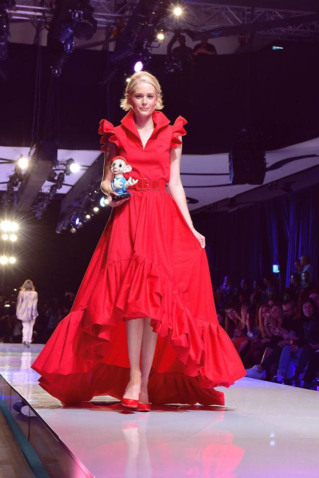 שבוע האופנה תל אביב: דיסני ישראל, תחלמי בגדול נסיכה-10