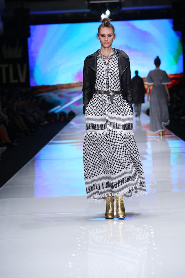 דורית בר אור שבוע האופנה 2015-7