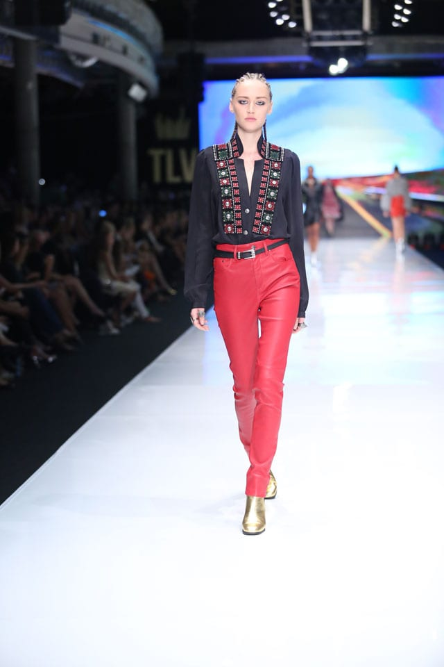 דורית בר אור שבוע האופנה 2015-4