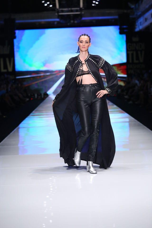 דורית בר אור שבוע האופנה 2015