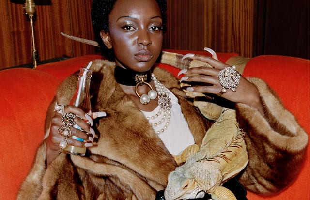 GUCCI PRE-FALL 2017 CAMPAIGN. Photo: Courtesy of Getty for Gucci-17