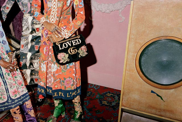 GUCCI PRE-FALL 2017 CAMPAIGN. Photo: Courtesy of Getty for Gucci-16