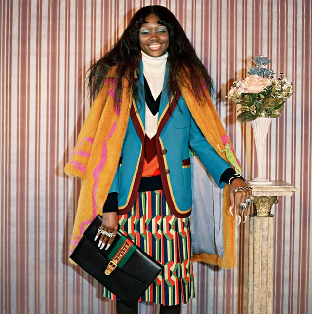 GUCCI PRE-FALL 2017 CAMPAIGN. Photo: Courtesy of Getty for Gucci-15