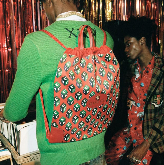 GUCCI PRE-FALL 2017 CAMPAIGN. Photo: Courtesy of Getty for Gucci-1