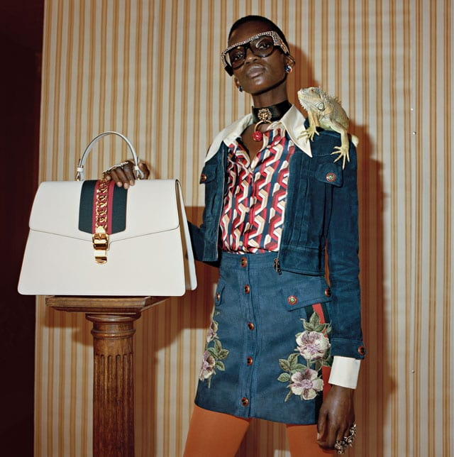 GUCCI PRE-FALL 2017 CAMPAIGN. Photo: Courtesy of Getty for Gucci-13