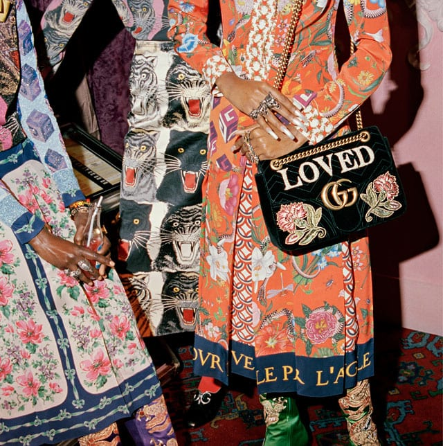 GUCCI PRE-FALL 2017 CAMPAIGN. Photo: Courtesy of Getty for Gucci-8