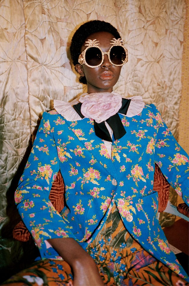 GUCCI PRE-FALL 2017 CAMPAIGN. Photo: Courtesy of Getty for Gucci36