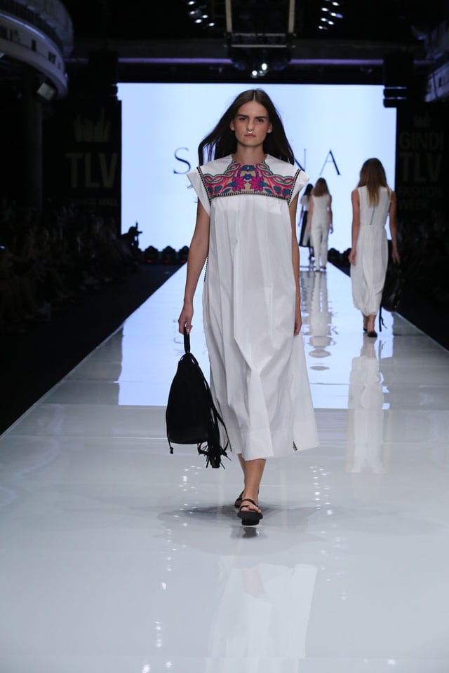 סבינה, שבוע האופנה2
