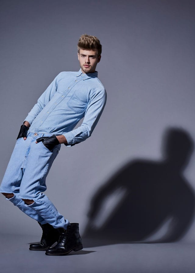 Efifo fashion: Blue Noir, Photographer: Hay Turjeman-5