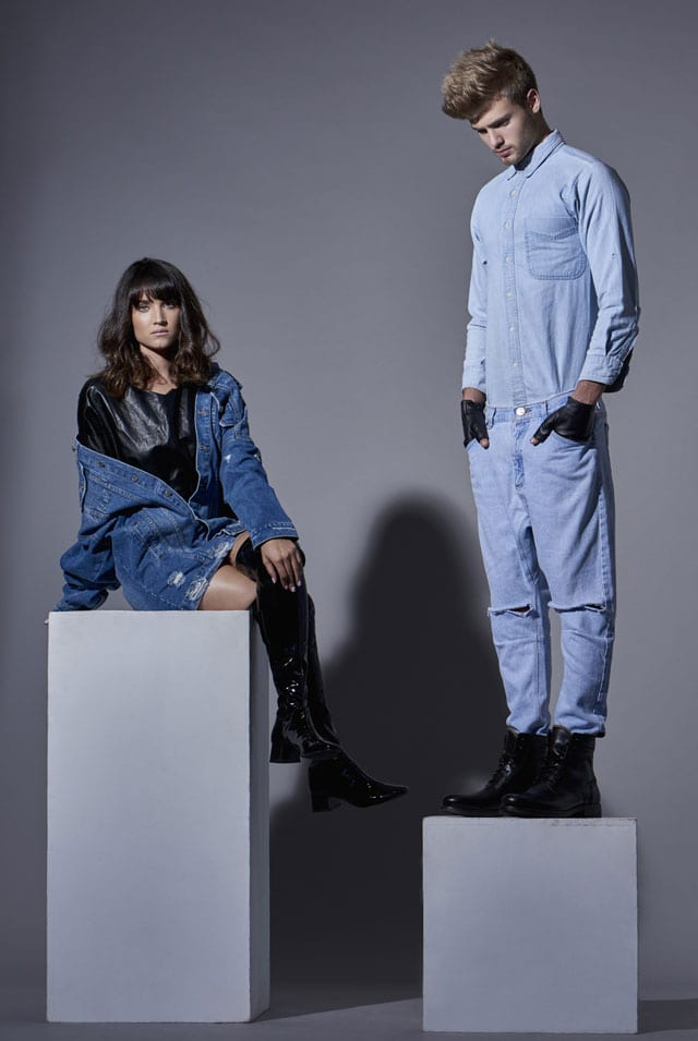 Efifo fashion: Blue Noir, Photographer: Hay Turjeman4
