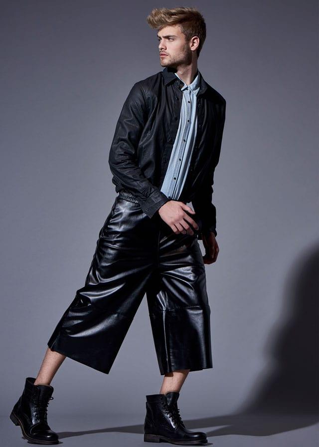 Efifo fashion: Blue Noir, Photographer: Hay Turjeman-1