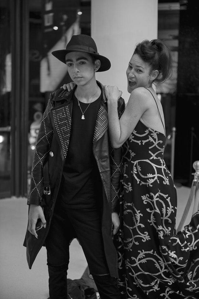 שבוע האופנה גינדי תל אביב 2017 נפתח אמש ב-TLV FASHION MALL. מאת: אפי אליסי. צילומים: חי טורג׳מן32