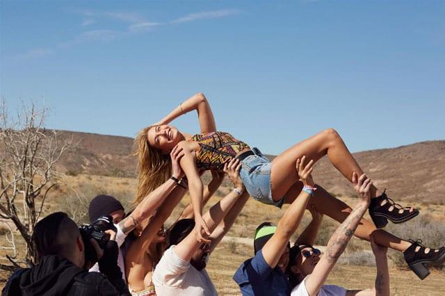 H&M loves Coachella7