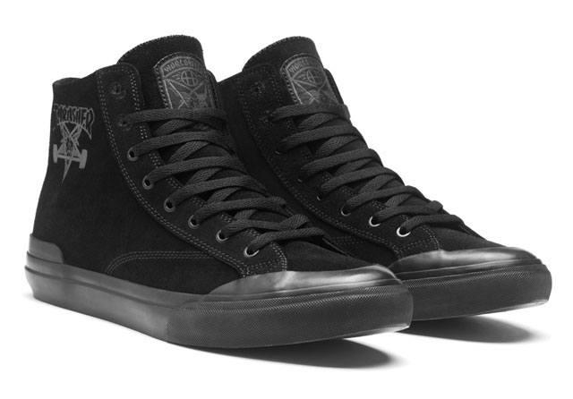 נעלי HUF בשיתוף THRASHER. מחיר 479 שקל