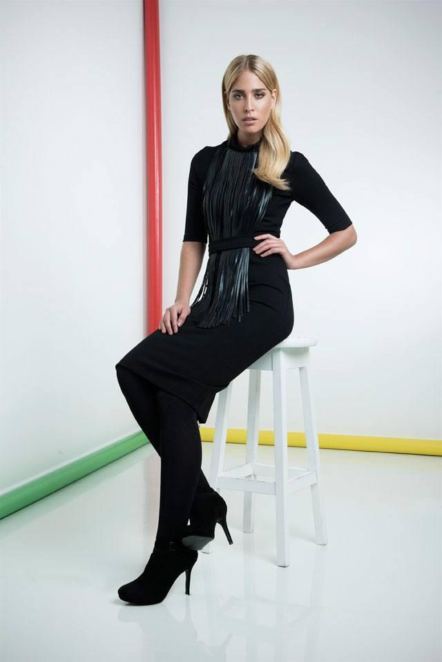 השמלה השחורה והנכונה לסילבסטר-25