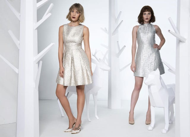 מגזין אופנה. ICE CUBE :dresses: 389 Ils. instead 599 Ils. photo: Iddo Lavie