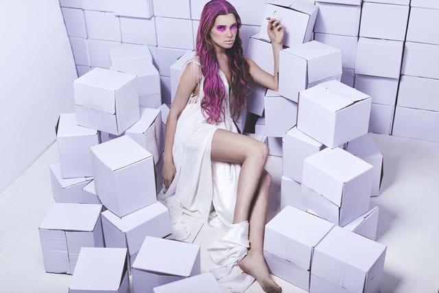 EFIFO Fashion: Beauty & your eyes. Photographer: Roei Sarusi-3
