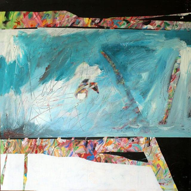 בצילום: ציור של אורנה קלי. צילום: יח״צ - 6