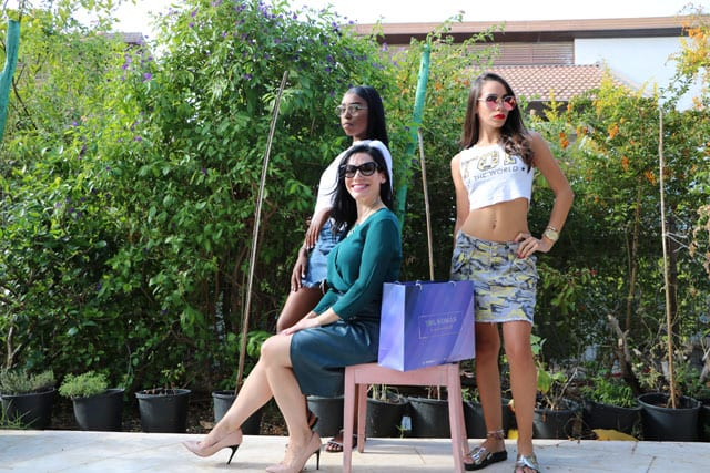"""בצילום: אופנה - ״מאה אחוז אישה"""". רוית גני מרקוביץ. צילום: ענבר פארו - 3"""