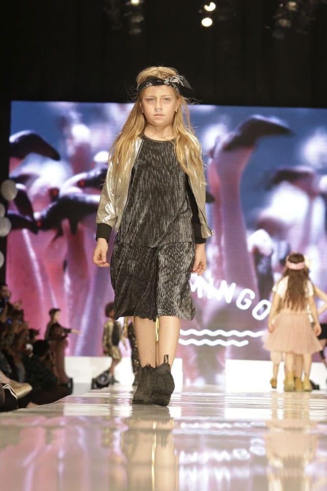 פלמינגו קיד בשבוע האופנה גינדי תל אביב 2017-10