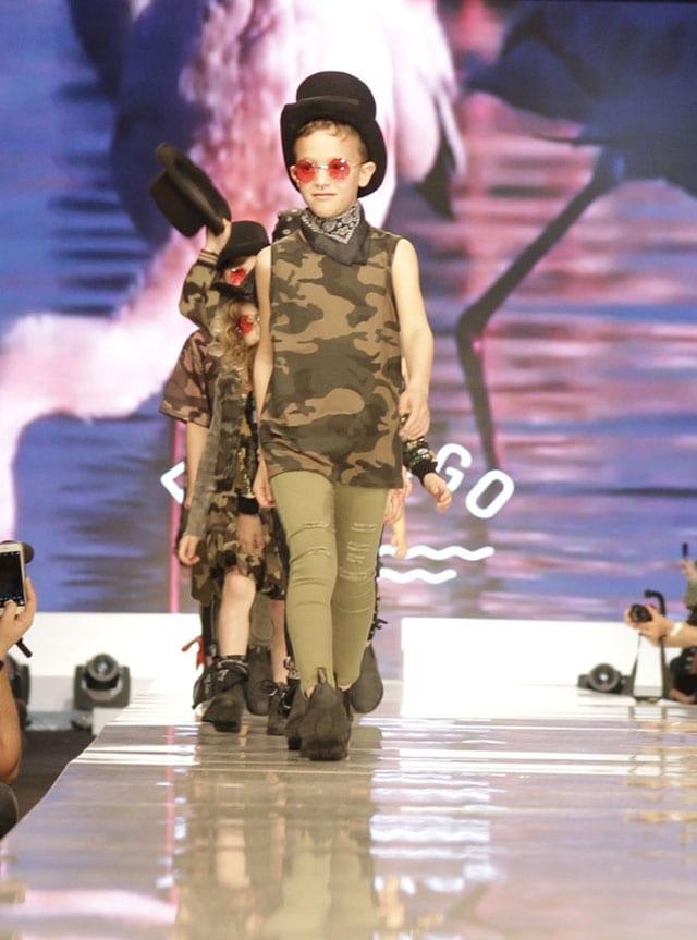 פלמינגו קיד בשבוע האופנה גינדי תל אביב 2017-9