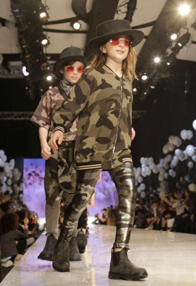 פלמינגו קיד בשבוע האופנה גינדי תל אביב 2017-6