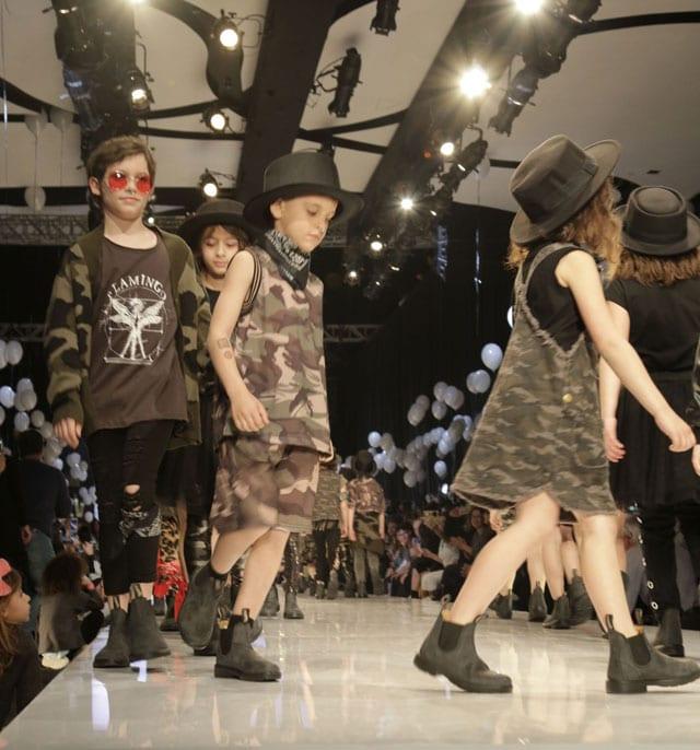 פלמינגו קיד בשבוע האופנה גינדי תל אביב 2017-4